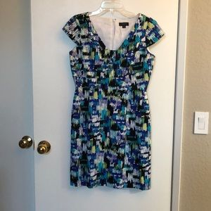 Tahari dress, size 6P